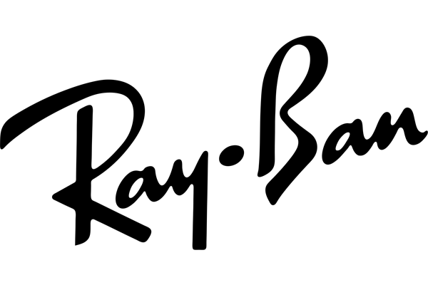 Ray-Ban branded sunglasses